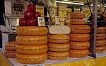 Markt: Käsestand - Enschede