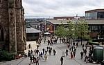 Blick von der New Street in Richtung Markets - Birmingham