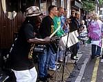 Birmingham Pride: Straßenband - Birmingham