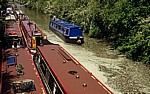 Grand Union Canal Leicester Line: Narrowboats - Crick