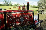 Grand Union Canal Leicester Line: Narrowboat - Crick