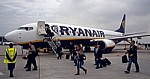 Flughafen Porto Francisco Sá Carneiro: Ryanair-Flugzeug - Porto