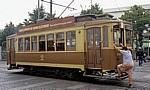 Historische Straßenbahn - Porto