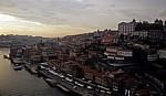 Blick auf die Altstadt von Porto - Porto
