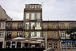 Praça Guilherme Gomes Fernandes: Pensão duas Nações - Porto