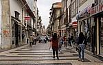 Jakobsweg (Caminho Português): Rua de Cedofeita - Porto