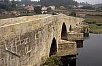 Jakobsweg (Caminho Português): Ponte do Ave - Distrito de Braga