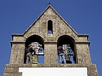 Igreja de São Pedro: Streichen des Glockenturms - Rates