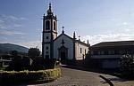 Jakobsweg (Caminho Português): Kirche - Vitorino dos Piães