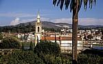 Blick auf den Ort - Ponte de Lima
