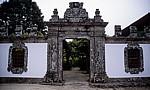 Jakobsweg (Caminho Português): Eingangsportal eines Anwesens - Concelho de Ponte de Lima