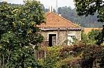 Jakobsweg (Caminho Português): Wohnhaus - Fontoura