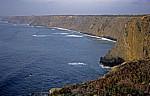 Steilküste - Atlantikküste