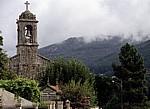 Jakobsweg (Caminho Português): Santa Eulalia del Monte - Mos