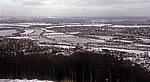 Blick vom Kaiser-Wilhelm-Denkmal - Porta Westfalica