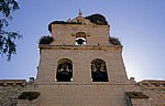 Iglesia Santa María de Belén: Storchennester auf dem Kirchturm - Belorado