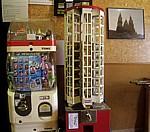 """""""Kaugummi-Automat"""" für Oliven etc. - Agés"""