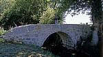 Jakobsweg (Camino Francés): Alte Brücke - Castilla y León