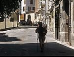 Altstadt: Calle de Fernán González - Burgos