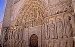 Catedral de Burgos (Kathedrale): Pforte Coronería - Burgos