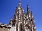 Catedral de Burgos (Kathedrale): Westfassade - Burgos