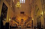 Catedral de Burgos (Kathedrale): Escalera Dorada (Goldene Treppe) - Burgos