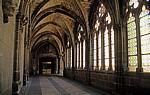 Catedral de Burgos (Kathedrale): Claustro alto (Hoher Kreuzgang) - Burgos
