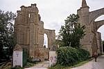 Jakobsweg (Camino Francés): Kloster San Antón  - San Antón