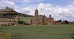Kloster und Stiftskirche Santa María del Manzano - Castrojeriz