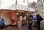 Albert Cuyp Markt: Frites - Amsterdam