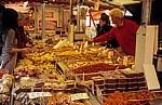 Albert Cuyp Markt: Nüsse und getrocknete Früchte - Amsterdam