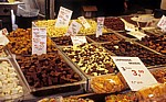 Albert Cuyp Markt: Süßwaren - Amsterdam