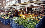 Albert Cuyp Markt: Gemüse - Amsterdam