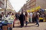 Albert Cuyp Markt  - Amsterdam