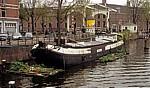 """Amstel: Kahn mit """"schwimmenden Gärten"""" - Amsterdam"""