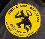 "Aufkleber: ""It's Bicyclerepairman"" - Amsterdam"