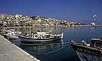 Hafen: Fischerboote - Sitia