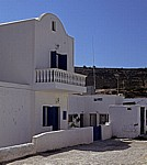 Typisches Haus der Kykladen - Akrotiri