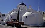 Kirche - Akrotiri