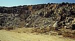 Antiker Marmorsteinbruch - Marathi