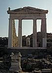 Ausgrabungsgelände: Isis-Tempel - Delos