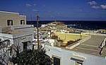 Blick auf Naxos - Naxos