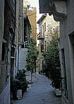 Altstadt: Gasse - Chania
