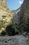 Samaria-Schlucht - Kreta