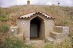 Jakobsweg (Camino Francés): Bodega - Moratinos