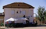 Jakobsweg (Camino Francés): Calle Zapardiel – Bar Torre - Reliegos
