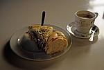 Cafe mit Tortilla  - León