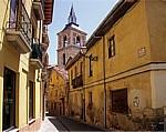 Altstadt: Calle Trastamara - León
