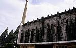 Jakobsweg (Camino Francés): Santuario de la Virgen del Camino - Virgen del Camino