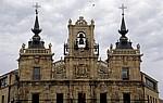 Jakobsweg (Camino Francés): Ayuntamiento de Astorga (Rathaus) - Astorga